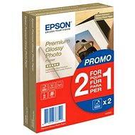 Epson Premium Glossy Photo 10x15cm 40 Blatt - Fotopapier