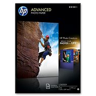 HP Advanced Glossy Photo Paper 10 x 15 cm