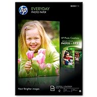 HP Everyday Photo Paper Gloss - Fotopapír