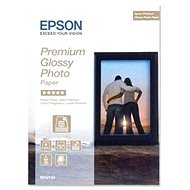 Epson Premium Glossy Photo 13x18cm 30 sheets