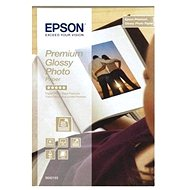 Epson Premium Glossy Photo Paper 10x15 40 sheets