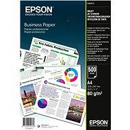 Epson Business Paper A4 80g / m2 to 500 sheets