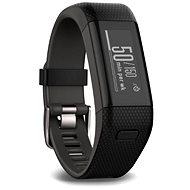 Garmin vívosmart HR + GPS, Black