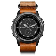 Garmin Fenix ​​3 Gray Leather - Smartwatch