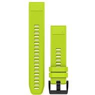 Garmin QuickFit 22 silikónový žltý