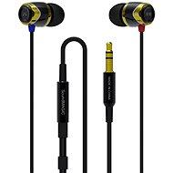 SoundMAGIC E10 zlatá - Sluchátka