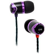 SoundMAGIC E10 fialová - Sluchátka