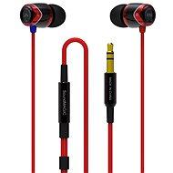 SoundMAGIC E10 červená - Sluchátka