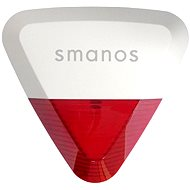 SMANOS SS2800 Wireless Outdoor Strobe Siren