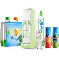 SodaStream Jet Grass Green Tropical Edition Ostrov 2+2 - Sada