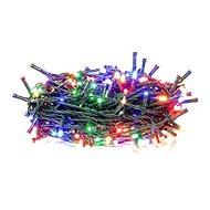 Solight LED venkovní vánoční řetěz, 200 LED, vícebarevný - Vánoční osvětlení