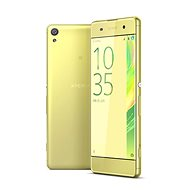Sony Xperia XA Lime Gold - Mobile Phone