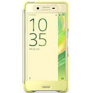 Sony Style Cover Touch SCR56 Lime Gold