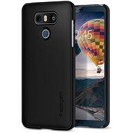 Spigen Thin Fit Black LG G6 - Ochranný kryt