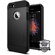 SPIGEN Tough Armor Black iPhone SE/5s/5