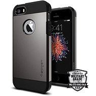 SPIGEN Tough Armor Gunmetal iPhone SE / 5s / 5 - Protective Case