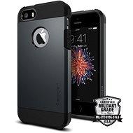 SPIGEN Tough Rüstung Metall Slate iPhone / 5s / 5 - Schutzhülle