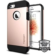 SPIGEN Tough Armor Rose Gold iPhone SE/5s/5