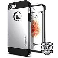 SPIGEN Tough Armor Satin Silver iPhone SE/5s/5