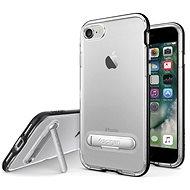 Spigen Crystal Hybrid Black iPhone 7 - Ochranný kryt