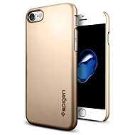 Spigen Thin Fit Champagner Gold iPhone 7 - Schutzhülle