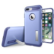 Spigen dünne Rüstung Violet iPhone 7 plus - Schutzhülle
