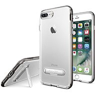 Spigen Crystal Hybrid Gunmetal iPhone 7 Plus - Ochranný kryt