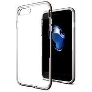 Spigen Neo Hybrid Crystal Gunmetal iPhone 7 Plus - Ochranný kryt