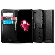Spigen Wallet S Black iPhone 7 Plus