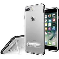 Spigen Crystal Hybrid Black iPhone 7 Plus - Ochranný kryt