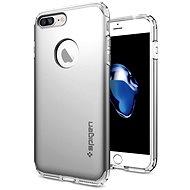 Spigen Hybrid Rüstung Satin Silver iPhone 7 plus - Schutzhülle