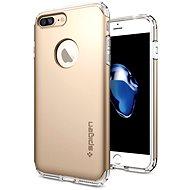 Spigen Hybrid Rüstung Champagner Gold iPhone 7 plus - Schutzhülle
