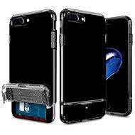 Spigen Flip Armor Jet Black iPhone 7 Plus - Ochranný kryt