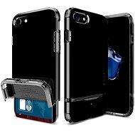 Spigen Flip Armor Jet Black iPhone 7 - Protective Case