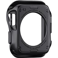 Spigen Slim Armor Gray Apple Watch 3/2/1 42mm - Ochranný kryt