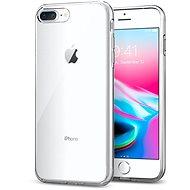 Spigen Liquid Crystal Clear iPhone 8 Plus - Ochranný kryt