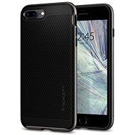 Spigen Neo Hybrid 2 Gunmetal iPhone 8 Plus - Ochranný kryt