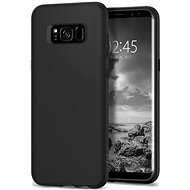 Spigen Liquid Crystal Matte Black Samsung Galaxy S8
