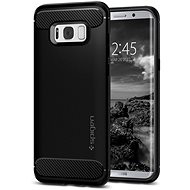 Spigen Rugged Armor Black Samsung Galaxy S8 Plus