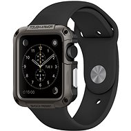 Spigen Tough Armor Gunmetal Apple Watch 1,2 42mm - Ochranný kryt