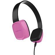 Kenu Groovies headphones Pink - Sluchátka