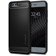 Spigen Rugged Armor Black Honor 9 - Schutzhülle