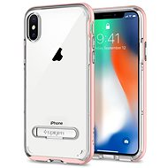 Spigen Crystal Hybrid Rose Gold iPhone X