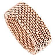 TRIBAL RSM118 Rosegold vel. 59 - Prsten