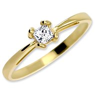Engagement ring Gossi (585/1000; 1.6 g)