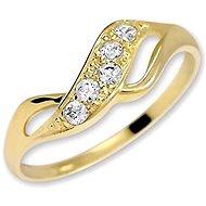 Prsteň Goss (585/1000; 1,45 g) veľ. 51
