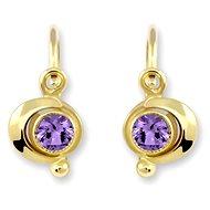 Earrings Gossi (585/1000; 0.85 g)