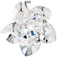 Krystal přívěsek dekorovaný krystaly Swarovski 34072.1 (925/1000; 4 g) - Přívěsek