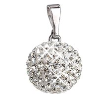 Swarovski Elements crystal ball 34080.1 (925/1000; 1.6 g)