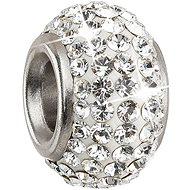 Krystal přívěsek dekorovaný krystaly Swarovski 34083.1 (925/1000; 0,8 g) - Přívěsek
